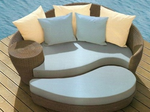 outdoor furniture - Clever Multi-purposed Furniture Ideas