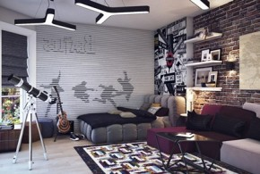remodeling your teenage boys' room