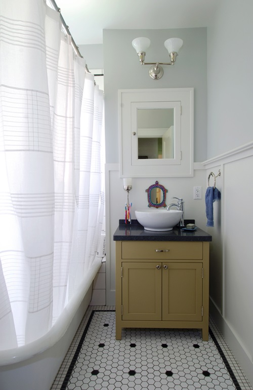 5 Big Design Ideas For A Small Bathroom Interior