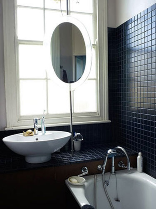5 Big Design Ideas for a Small Bathroom
