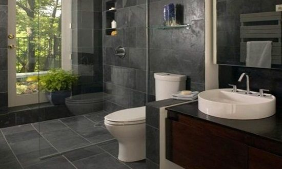 Bathroom Interior Design Tips And Ideas ~ Big design ideas for a small bathroom interior