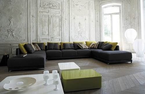 5 Tips for a Beautiful Contemporary Living Room