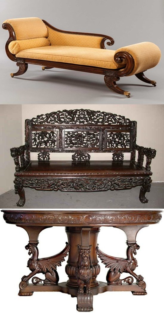 Antiques Furniture – Tricks to Spot Antiques from Vintages! !