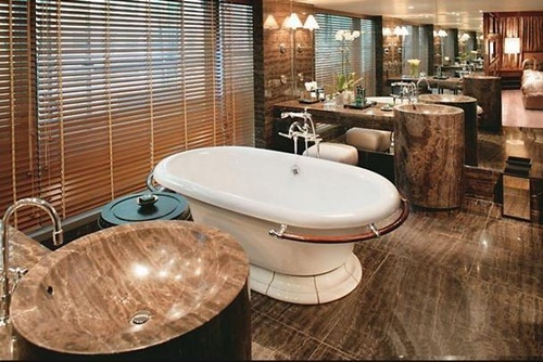 Asian Bathroom Designs - Asian Theme