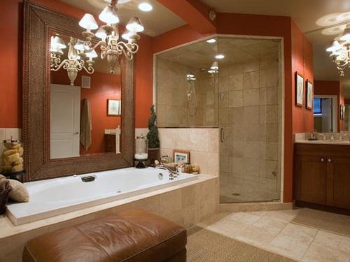 Bathroom Color Designs