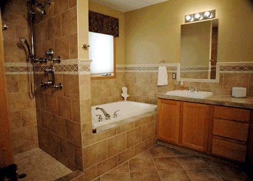 Bathroom Floor Designs – Floor Tiles