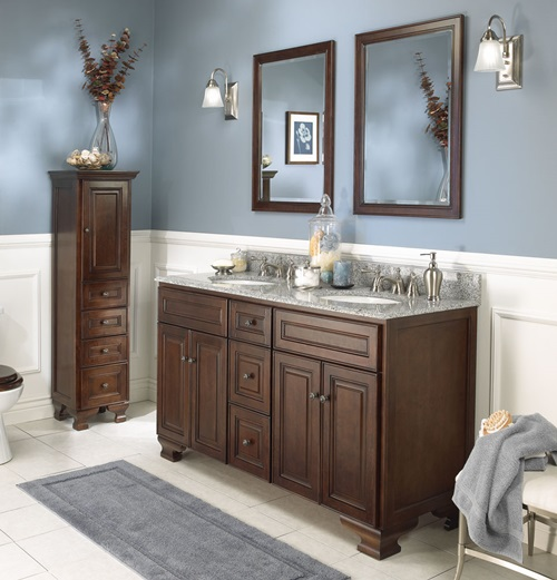 Bathroom Mirror Designs, Frame and Light