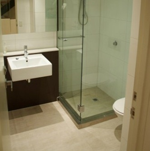 Bathroom shower designs shower area interior design - Toilet design small space property ...
