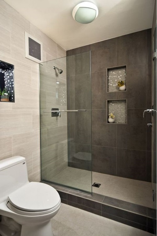 Bathroom shower designs shower area interior design for Bathroom design small area