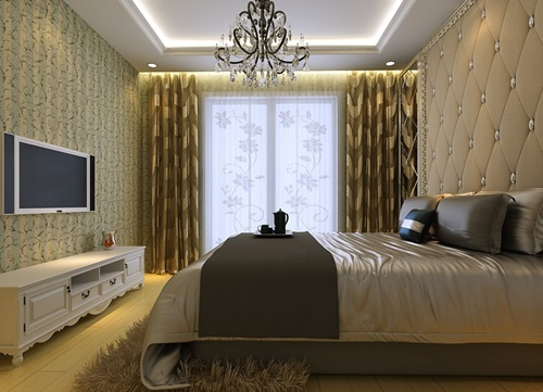 Bedroom Curtains Designs - Deep Sleep