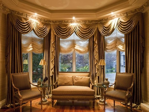 Perfect ... Best Curtains Styles Design   Formal And Informal ...