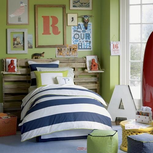 Boys Bedroom Interior Design
