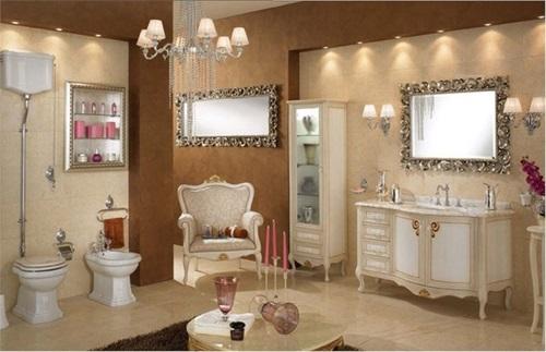 Change the look of your bathroom