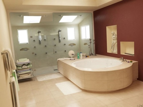 Change the look of your bathroom
