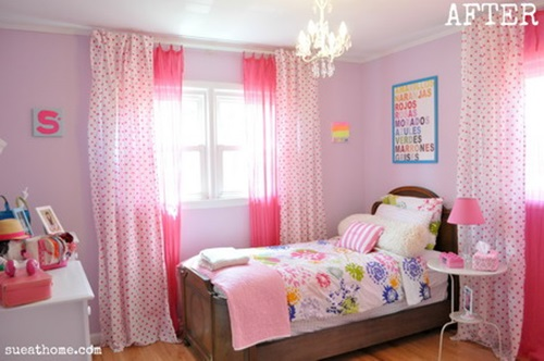 Children Bedroom Curtains Designs
