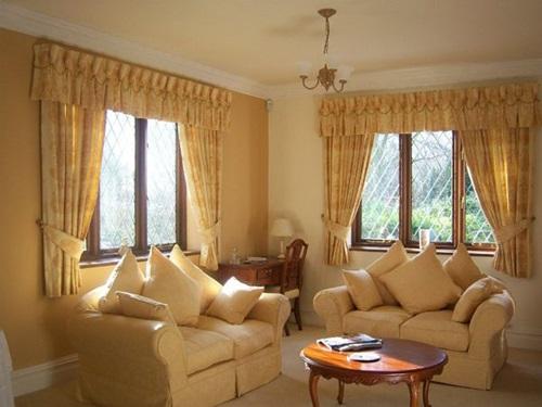 Classic Curtains Designs - Interior design