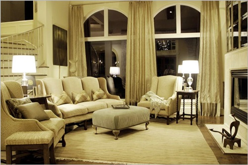 Classic Curtains Designs - Interior design