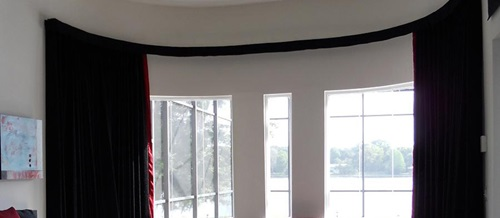 Commercial Curtains Designs - Curtain Tracks