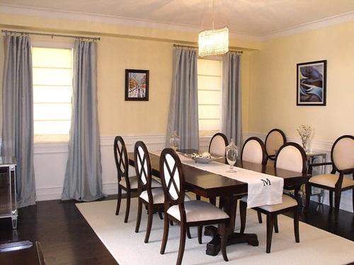Contemporary Dining Room Sets – Decorating Tips and Ideas - Interior ...
