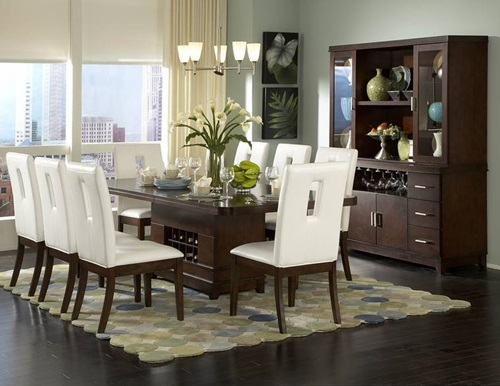 Contemporary Dining Room Sets – Decorating Tips and Ideas