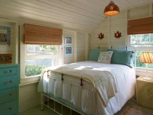 Cottage Bedroom Curtain Ideas