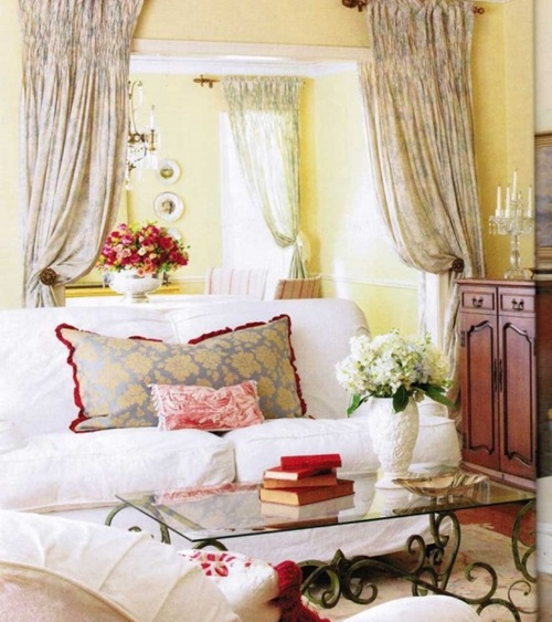 Country Curtain Designs - Home Style