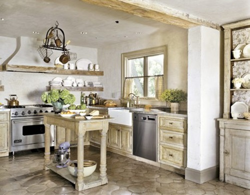 Country Kitchen Design – Combining Warmth and Charm!