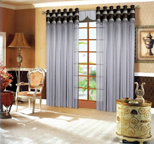 Curtain Design Ideas – Home Look - Interior design