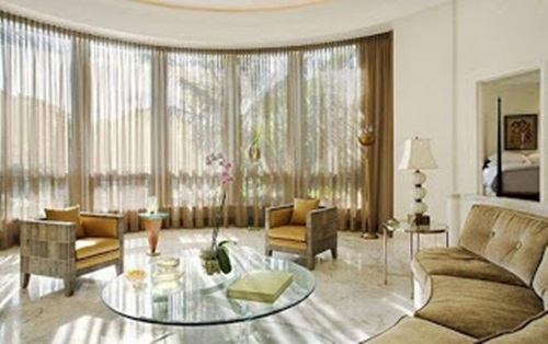 curtain design ideas home look - Drapery Design Ideas