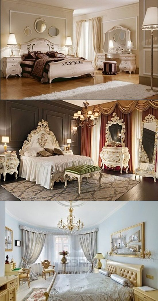 Decorating Your Antique Victorian Master Bedroom Interior Design