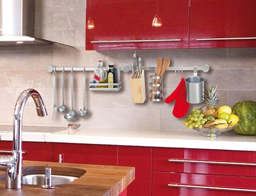 Decorating your Elegant Kitchen by Functional Accessories