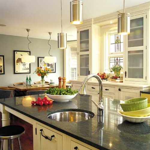 Kitchen Island Accessories: Decorating Your Elegant Kitchen By Functional Accessories