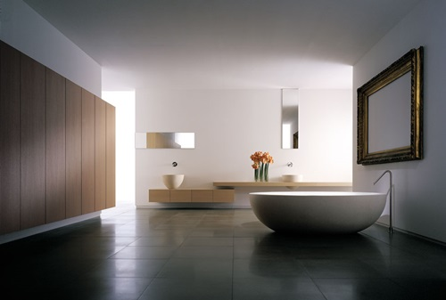 Different types of bathroom interior design modern and for Types of interior design