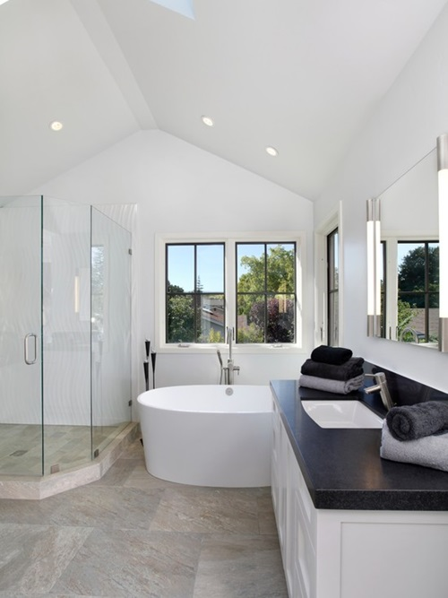Different Types Of Bathroom Interior Design – Modern And