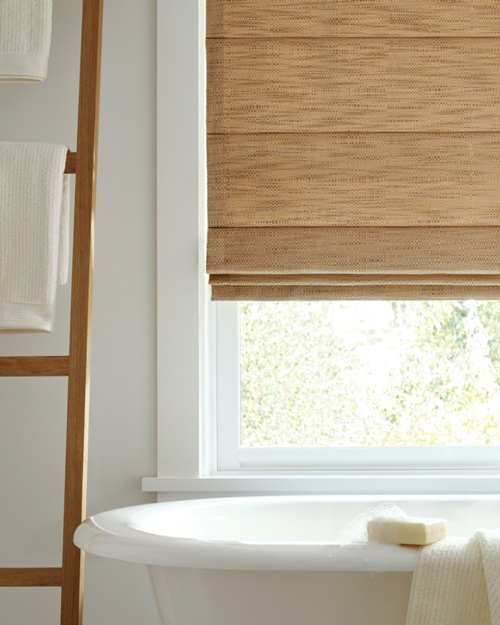 Bathroom Window Types different types of window coverings - interior design