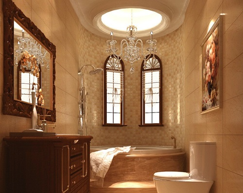 ... Bathroom Designs European