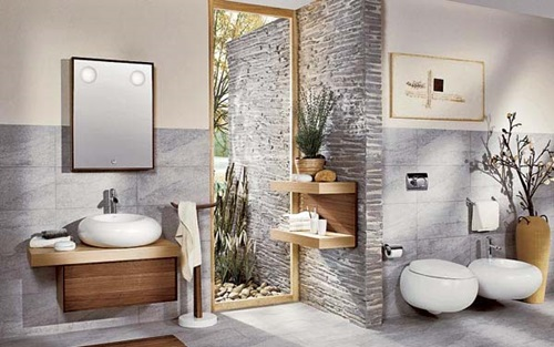 ... European Bathroom Design ...