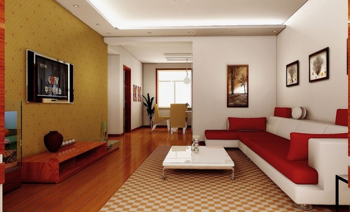 Free Living Room Interior Design