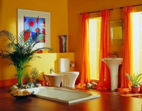 How to Choose the Ideal Bathroom Curtains
