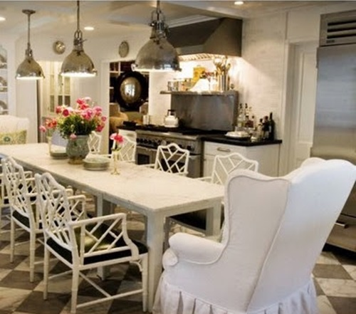 How to organise your kitchen and dining room