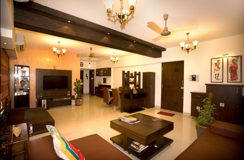 Indian style interior design ideas interior design for Simple indian drawing room interior design