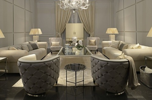 italian living room designs interior design. Black Bedroom Furniture Sets. Home Design Ideas