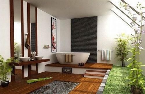 Japanese Bathroom Designs