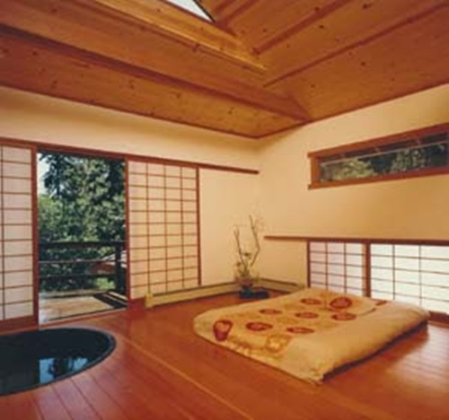 Unclutter In Style: Japanese Bedroom Designs