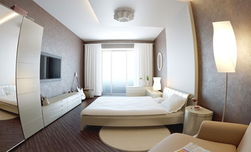 Japanese Bedroom Designs - Natural Look