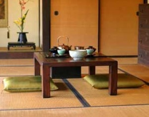 Traditional Japanese Dining Table japanese dining room designs - interior design