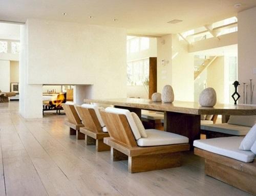 Japanese Dining Room Designs
