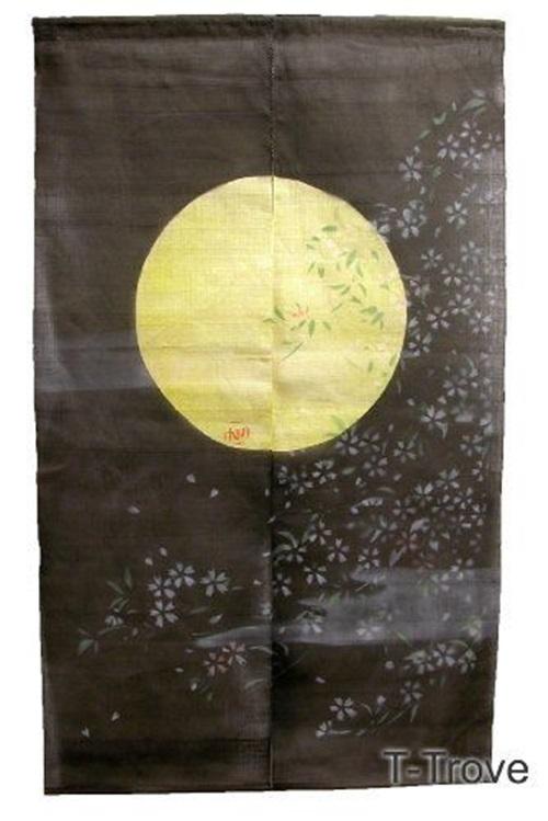 Japanese Shoji Divider And Noren Curtains Interior Design