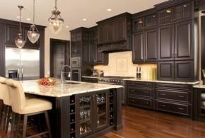 Kitchen Cabinet Design - Different Colors