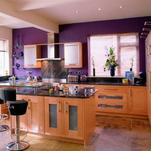 Kitchen color design color scheme interior design for Interior design kitchen paint colors